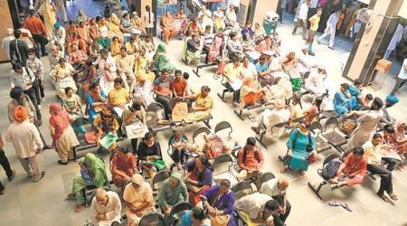 Over 68.80 lakh OPD patients visited govt health facilities in Chandigarh:Report