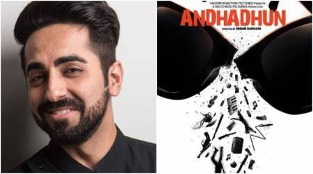 Ayushmann Khurrana: Non-actors can't work with Andhadhun director Sriram Raghavan