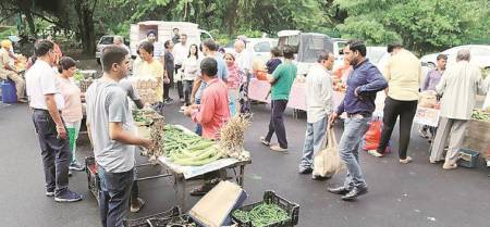 Good Earth: Chandigarh's first organic market has grown and spread