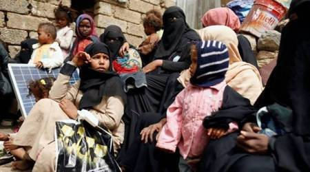 Displaced Yemenis struggle to survive in Houthi-held Sanaa