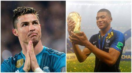 FIFA Best Player Award: Cristiano Ronaldo, Kylian Mbappe among nominees; no place forNeymar