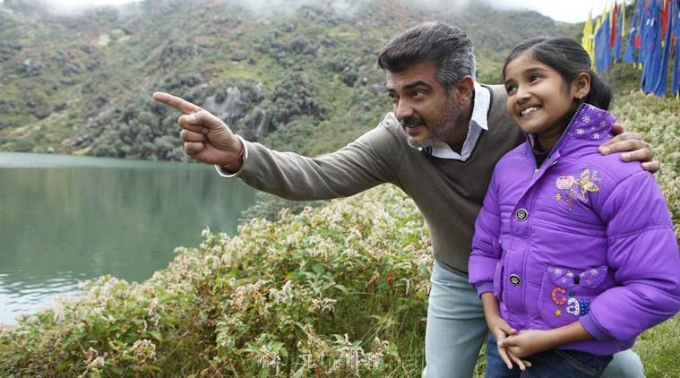 Ajith and Anikha