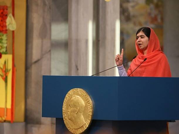 Malala Yousafzai's journey from a near-death experience to winning the Nobel Peace Prize