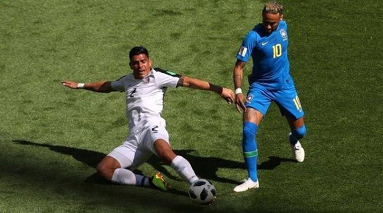 Costa Rica World Cup player Johnny Acosta Zamora to play for East Bengal