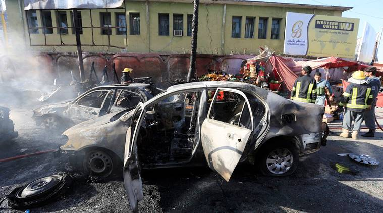 Indian Embassy In Afghanistan Condemns Deadly Attack On Hindus, Sikhs