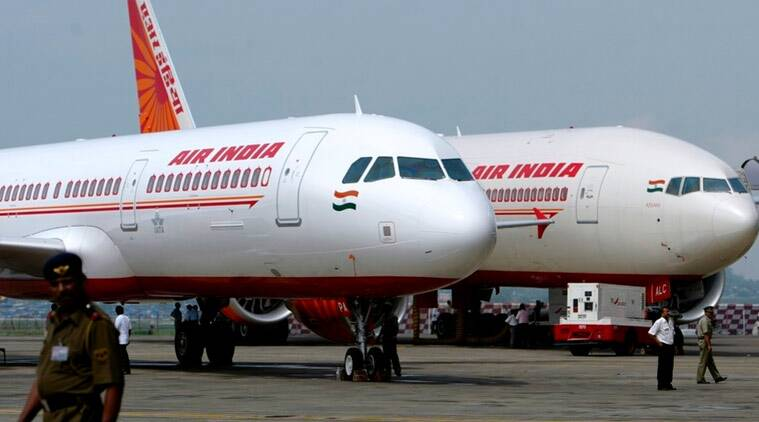 Air India flight, Air India flight emergency landing, Mumbai-Chennai flight, India news, Indian Express news