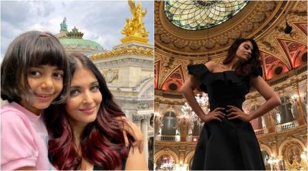Aishwarya Rai's selfie game is strong, posts yet another cute photo with Aaradhya