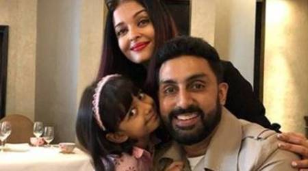 Aishwarya, Aaradhya and Abhishek are ready for their summer holiday