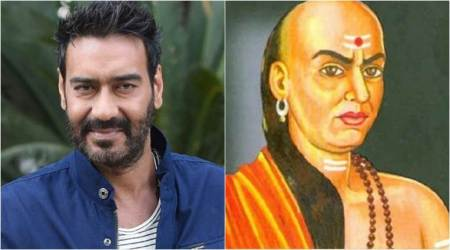 ajay devgn to play chanakya