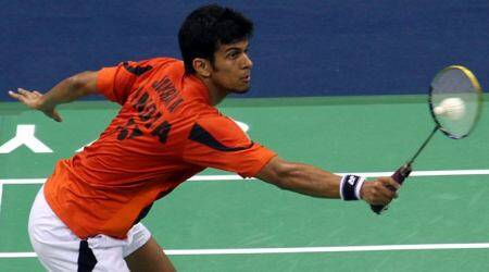 Ajay Jayaram, Ajay Jayaram news, Ajay Jayaram updates, BWF Tour Super 100, sports news, badminton, Indian Express