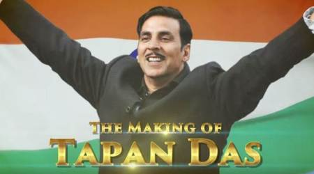 Gold: Here's how Akshay Kumar transformed into Tapan Das
