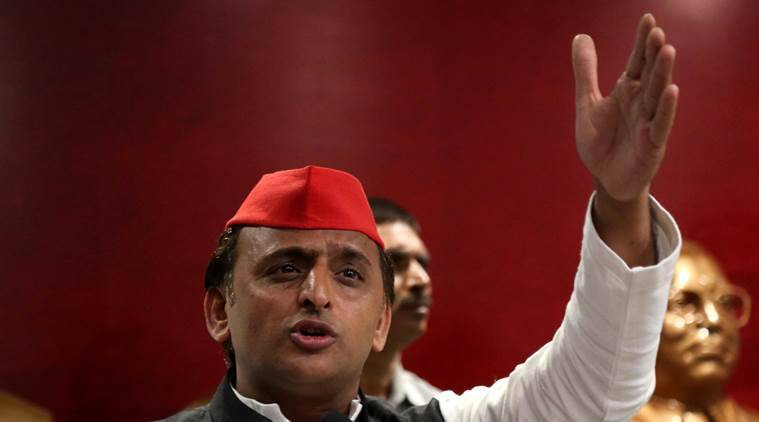 Akhilesh tweets alliance 'logo' made by supporter