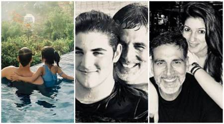 Akshay Kumar's fun family holiday comes to an end, check out all photos from the vacation