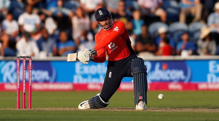 India vs England, Ind vs Eng, Alex Hales, Alex Hales injury, Alex Hales batting, sports news, cricket, Indian Express