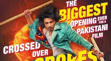 Despite protests, Ali Zafar's Teefa in Trouble breaks record in Pakistan
