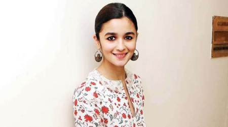 Alia Bhatt looks like a ray of sunshine in Anita Dongre kurta-pants and long jacket