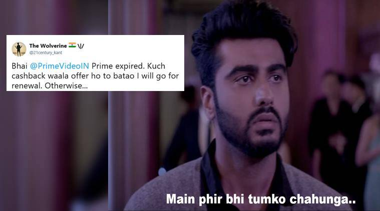 amazon prime india, amazon help, prime day offers, funny twitter chat, tech companies social media, funny news, indian express
