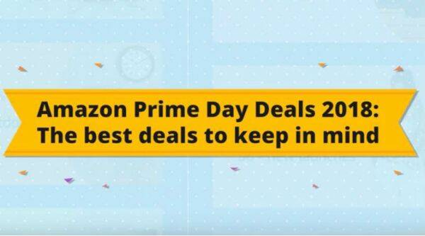 Amazon Prime Day 2018, Apple iPhone X discount, Amazon Echo Dot, Alexa discounts on Amazon Prime Day, discounts on Amazon Prime day, Amazon Prime day best deals, Amazon Kindle, Amazon Prime Day 2018 India