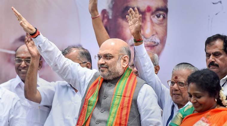 BJP will work for Tamil pride if elected to power: Amit Shah in Chennai