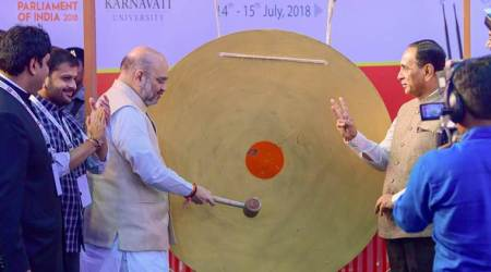Roots too deep, impossible to defeat BJP in MP: AmitShah