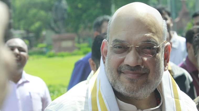 Allahabad: 14-day jail for three who blocked Amit Shah covoy