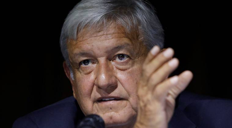 Dismissing past ailments, Mexico's next president Lopez Obrador says he's healthy