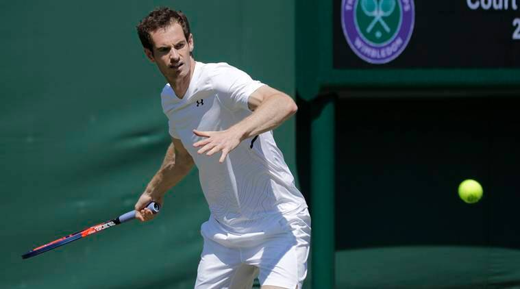 Andy Murray, Andy Murray injury, Andy Murray Wimbledon, Wimbledon 2018, sports news, tennis, Indian Express