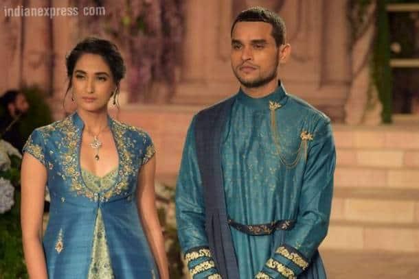 Kangana Ranaut, Anju Modi, Anju Modi India Couture Week 2018