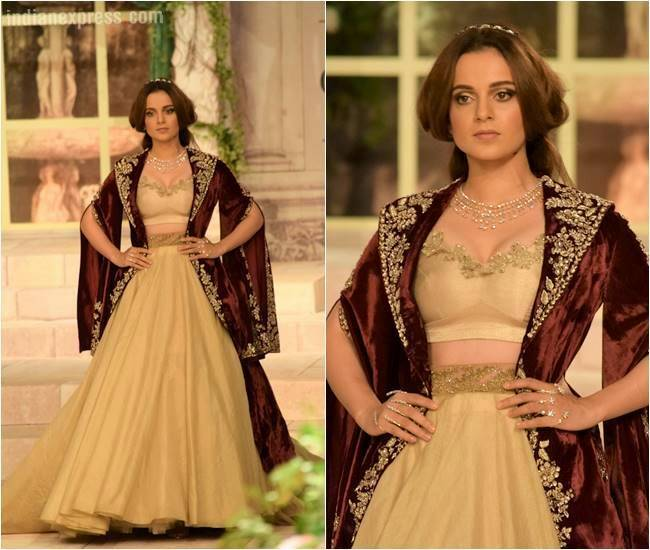 799b4708f8 India Couture Week 2018 Day 1 highlights: Kangana Ranaut and Anju ...