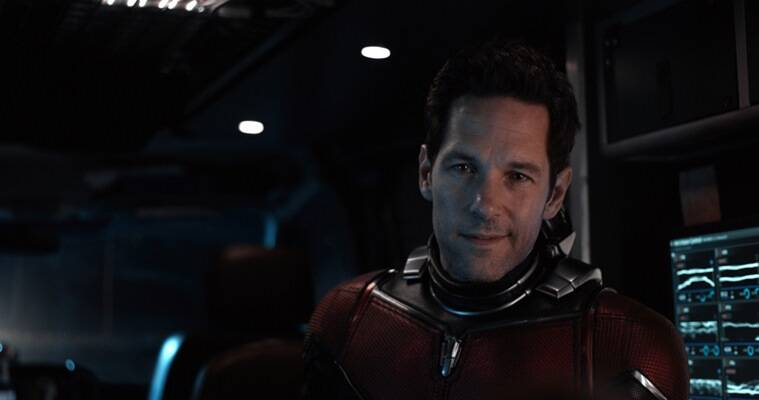 paul rudd as antman and scott lang