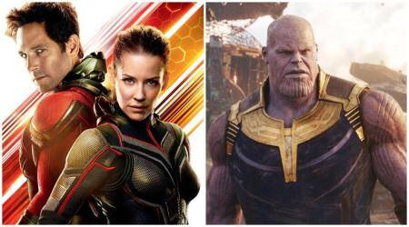 antman and the wasp links with avengers infinity war