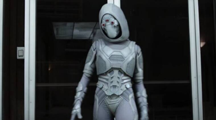 antman and the wasp villain ghost