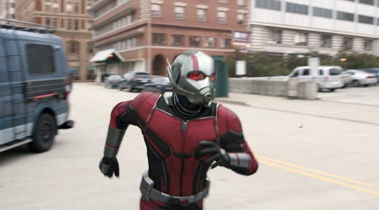 ant-man and the wasp india box office