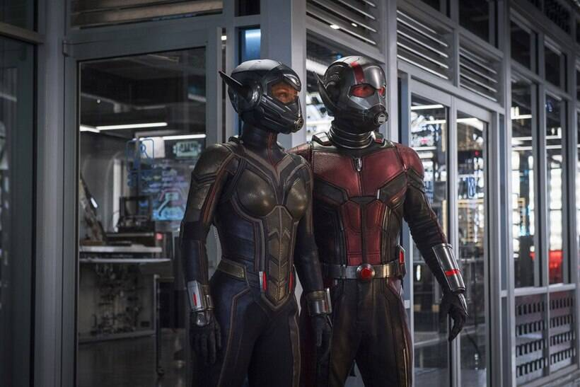 antman and the wasp july 2018 release