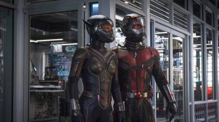 Ant-Man and the Wasp on its way to an over 80 million dollar opening in the US