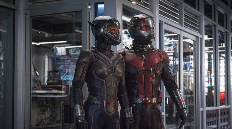 antman and the wasp box office us