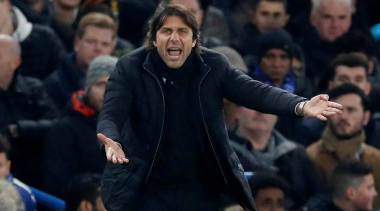 Chelsea sack Antonio Conte as manager