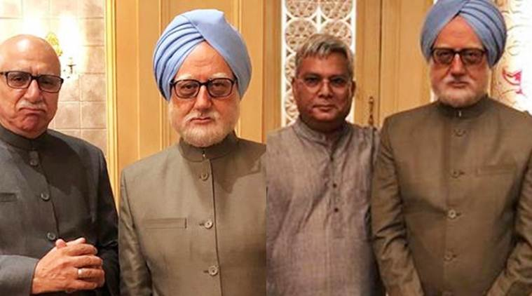 anupam kher accidental prime minister cast