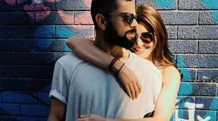 This photo of Anushka Sharma and Virat Kohli is all sorts of adorable