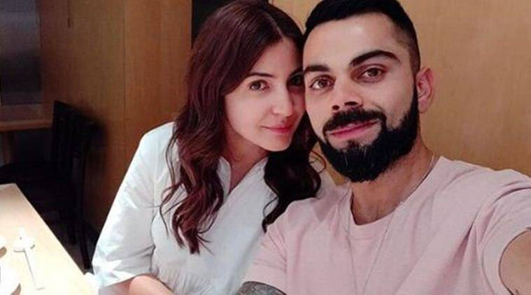 anushka sharma photos with virat kohli