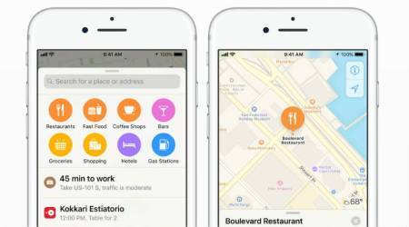 Apple, Apple Maps redesign, map location updates, Apple Maps app, iOS 12 update, third-party data, Google Maps, Apple Maps in iOS 12, geo data brokers, Google Street View, Maps beta, Apple news