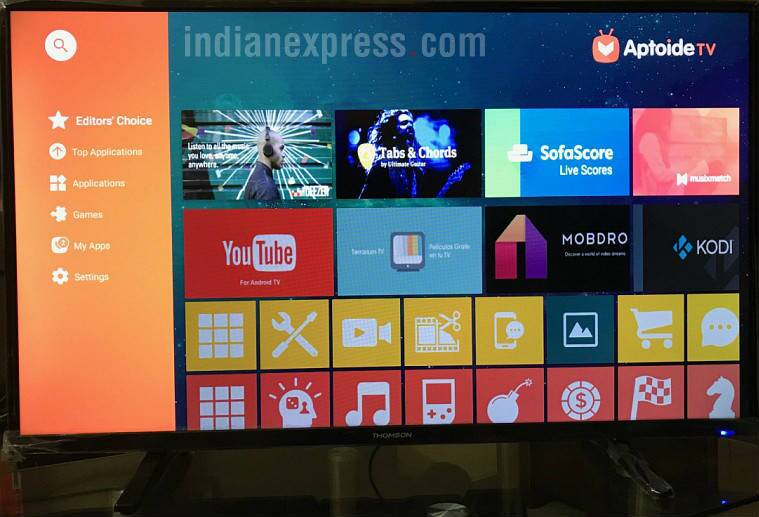 Thomson B9 40M4099 Smart TV Review: Affordable feature-rich TV with average  performance