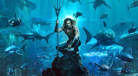 Jason Momoa's Aquaman gets a stunning new poster