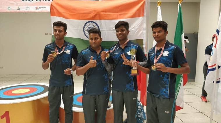 India bag four medals at Asian Archery, finish third