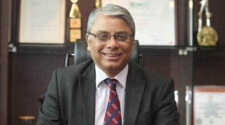 Arijit Basu takes charge as managing director of State Bank ofIndia