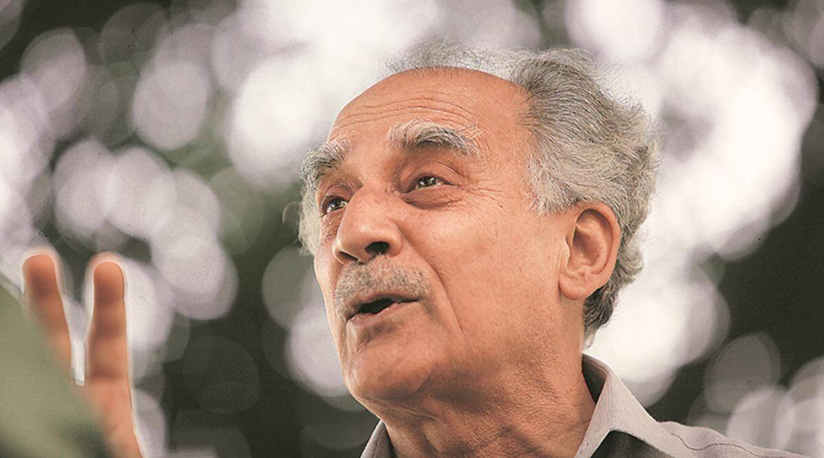 Arun Shourie interview: 'Focus on what can be done now — to improve governance, the life of people'