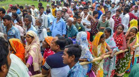 Assam NRC Final Draft: Opposition trains guns on BJP as 40 lakh people excluded, MHA allays fears