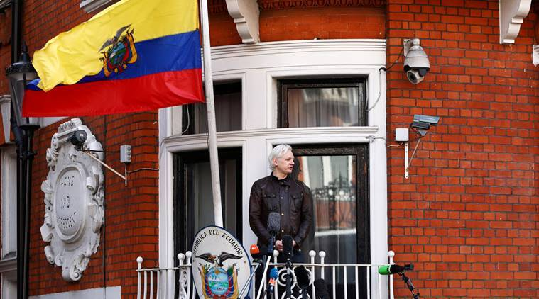 Ecuador denies Assange ordered out