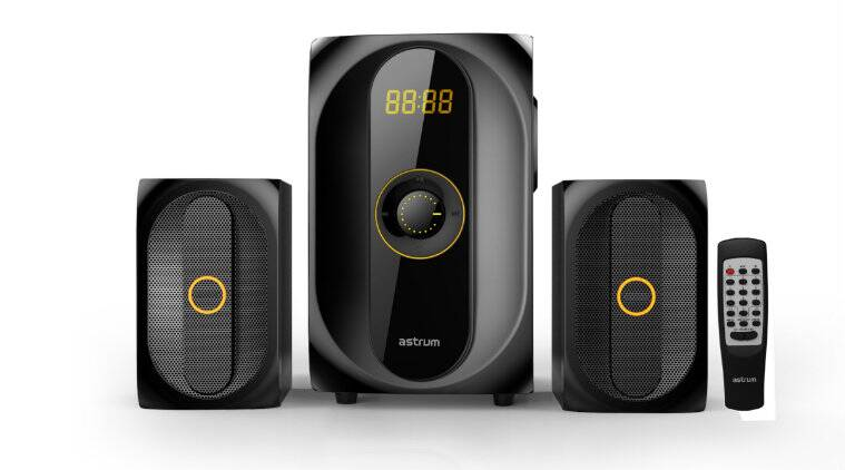 Astrum BT MS300 and MS400 2.1 speakers launched in India: Price,features