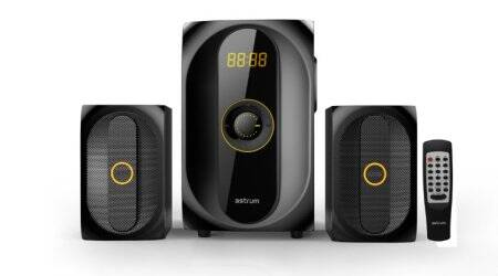 Astrum BT MS300 and MS400 2.1 speakers launched in India: Price, features